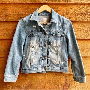 Roxy Bleached Denim Jacket